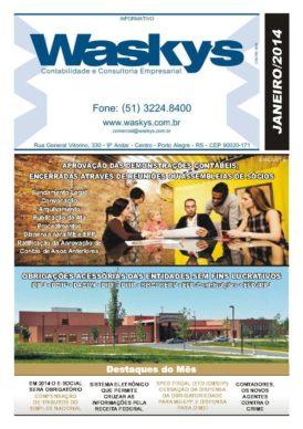 Boletim Informativo Janeiro/2014