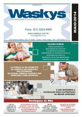 Boletim Informativo Maio/2014