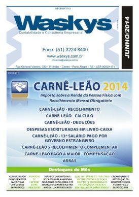 Boletim Informativo Junho/2014