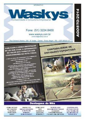 Boletim Informativo Agosto/2014