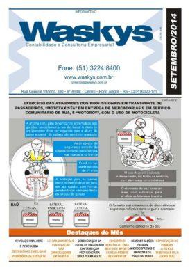 Boletim Informativo Setembro/2014
