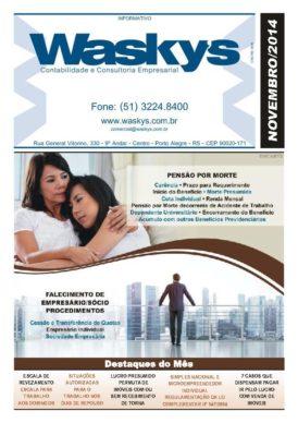 Boletim Informativo Novembro/2014