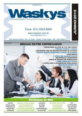 Boletim Informativo Junho/2015