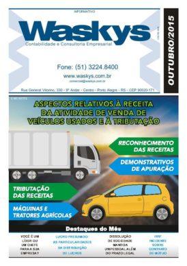 Boletim Informativo Outubro/2015