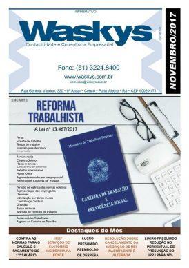Boletim Informativo Novembro/2017