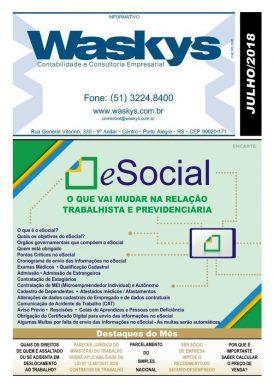 Boletim Informativo Julho/2018