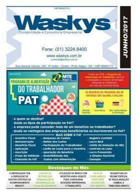 Boletim Informativo Junho/2017