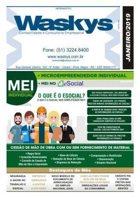 Boletim Informativo Janeiro/2019