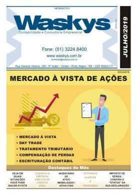 Boletim Informativo Julho/2019