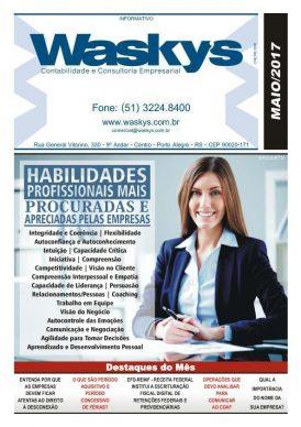 Boletim Informativo Maio/2017