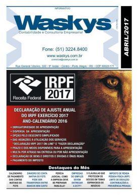 Boletim Informativo Abril/2017