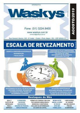 Boletim Informativo Agosto/2019