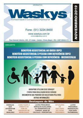 Boletim Informativo Novembro/2019