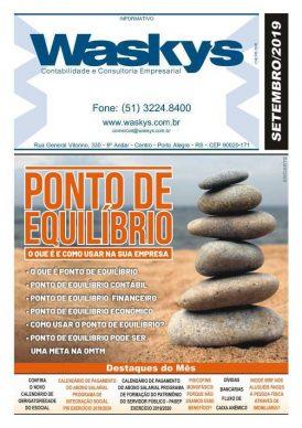 Boletim Informativo Setembro/2019