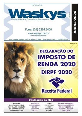 Boletim Informativo Abril/2020