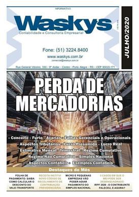 Boletim Informativo Julho/2020