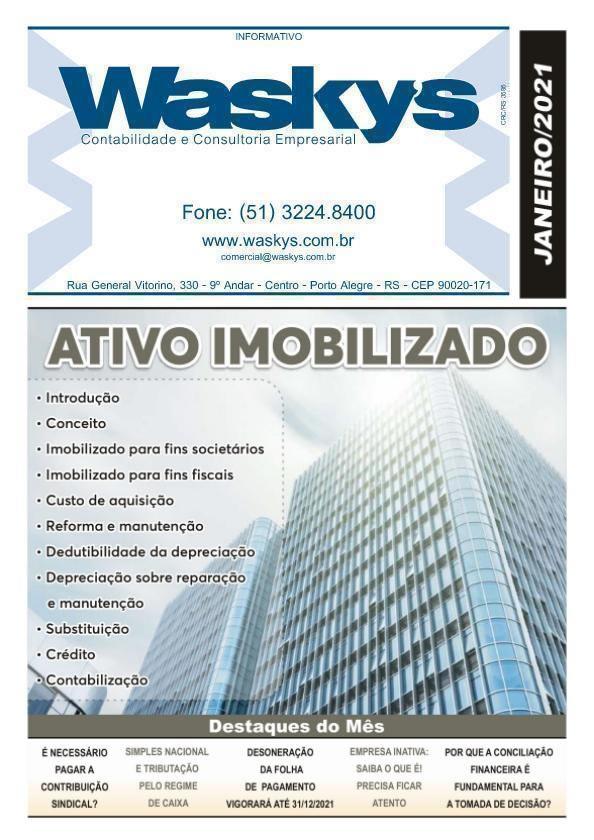Boletim Informativo Janeiro/2021